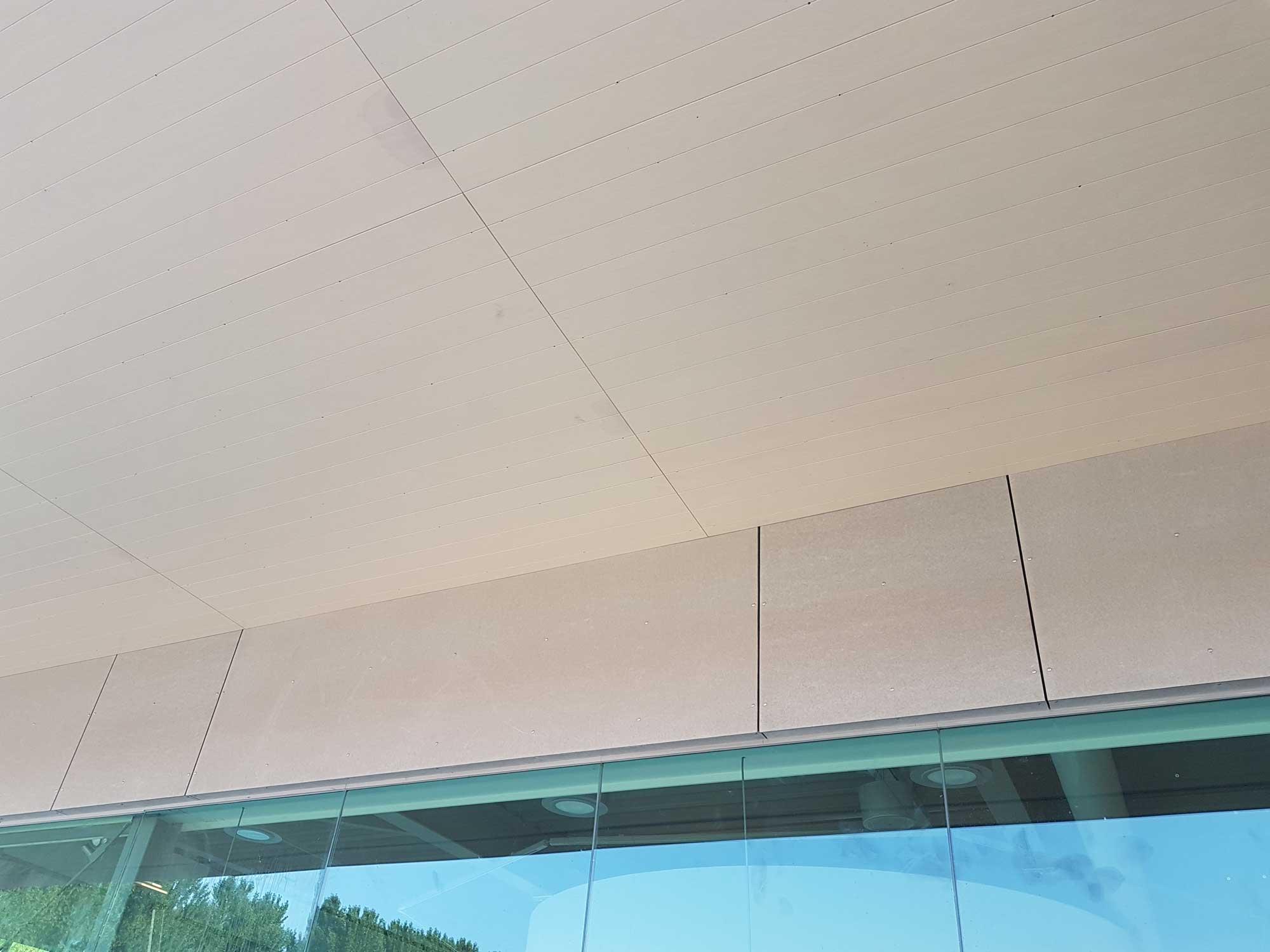 Esso Ruiven - plafondbekleding