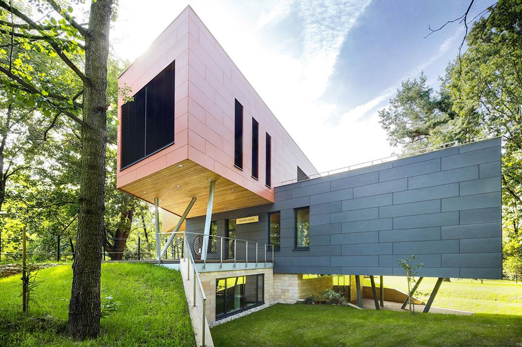 Cembrit Patina, Cover, woonhuis, gevelbekleding, GarantieGevels, duurzaam
