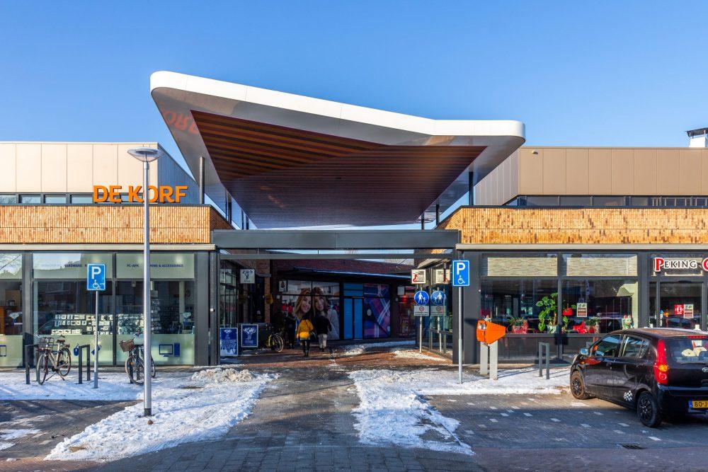 Winkelcentrum De Korf Krimpen ad Ijssel